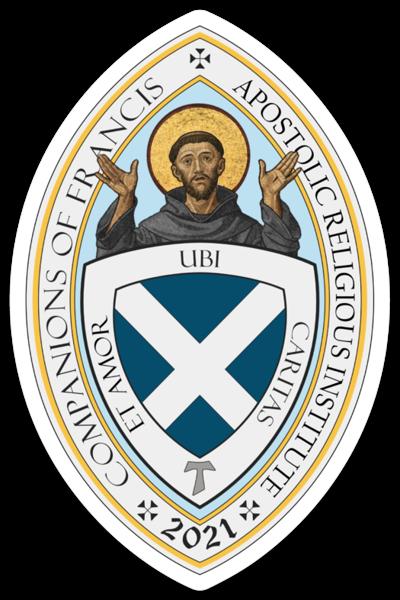 Die Cut Sticker - CFARI Shield