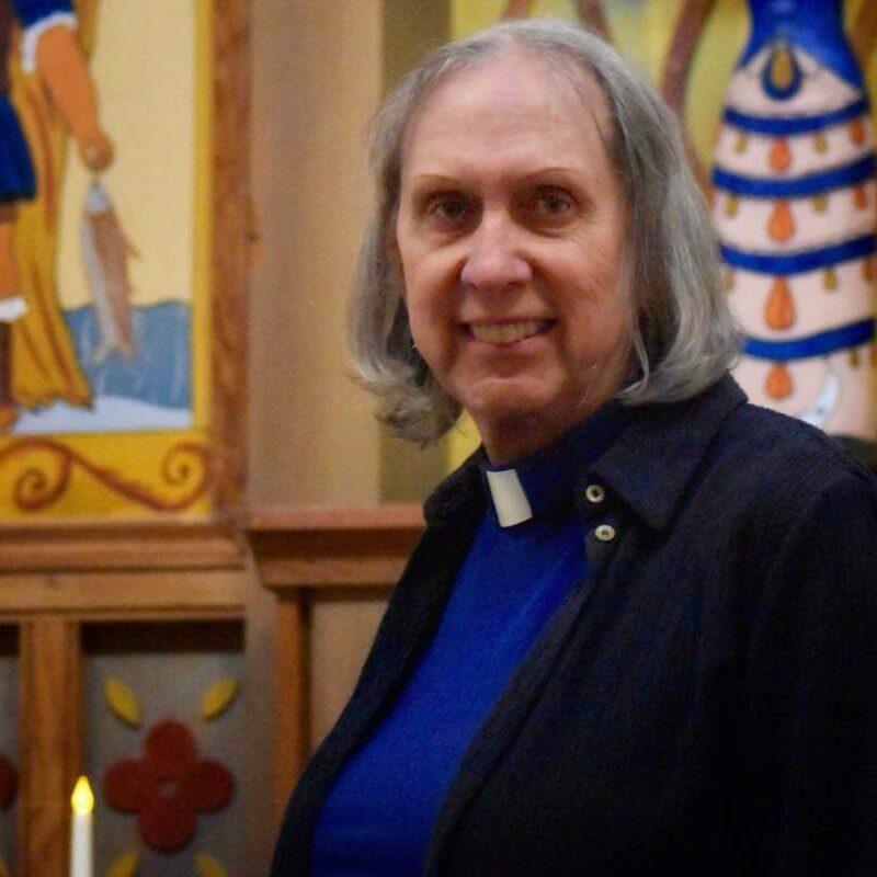 Rev. Virginia Stephenson
