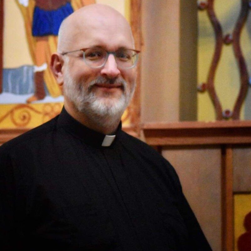 Fr. Nicolas Maria (aka. Thomas Nikkle)
